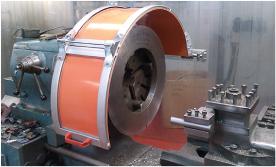 milling machine chip guard