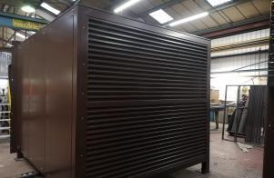 Silencing acoustic attenuators
