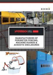 Sponmech Safety Systems Ltd Brochure 2016