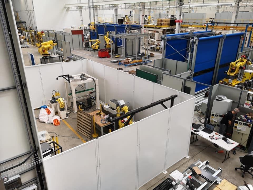 Machine Tool Enclosures and Bespoke Enclosures