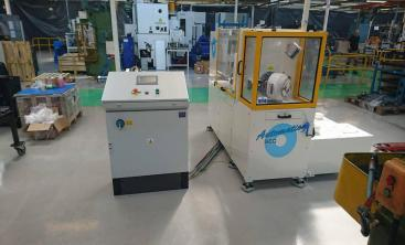 Machine Guard with 2 x L Shaped Doors