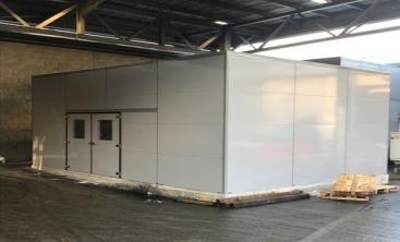 Sponmech's Acoustic Enclosure for major Water Brand
