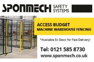 Access Budget Safety Fencing