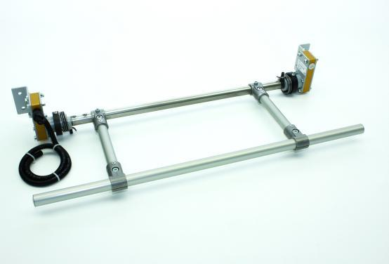 Safety Bar for Lathes