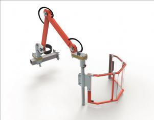 Adjustable Safety Guard for Universal Mills