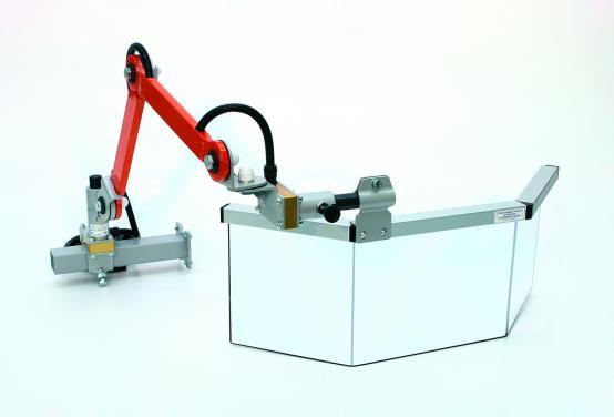Machine Safety Guard for Universal Mills