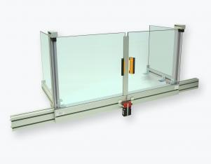 Milling Machine Table Guard