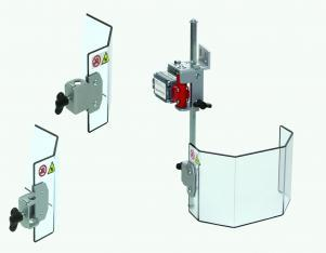 Guards for Medium - Small Drills