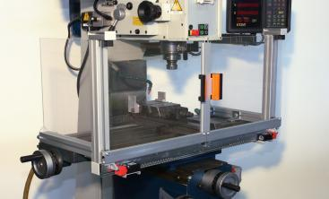 {Table Milling Machine Guard}