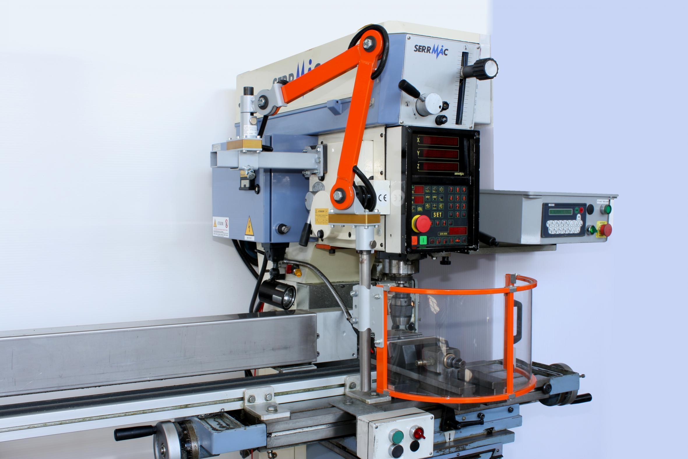 Universal Milling Machine Guard