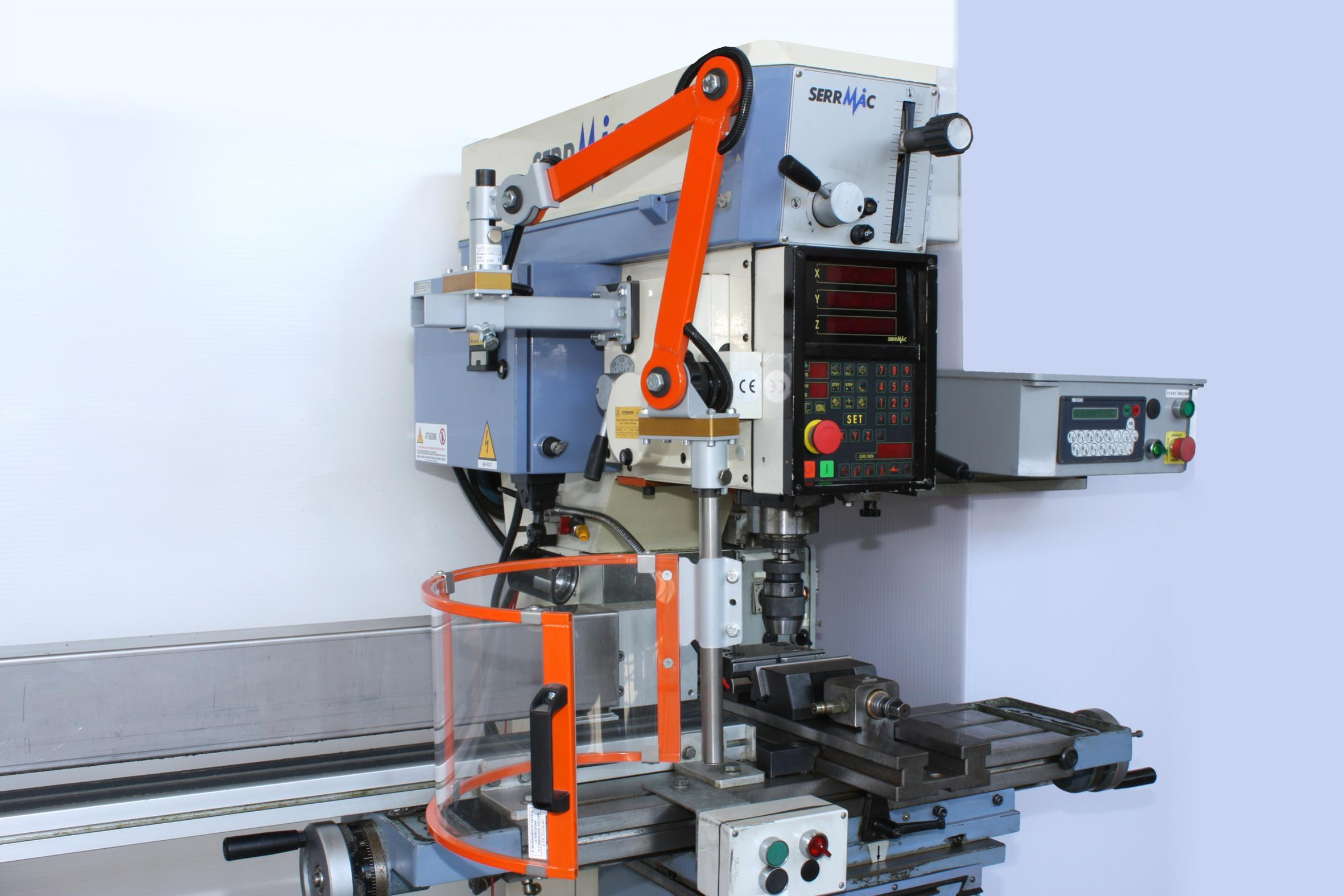cnc machine guards