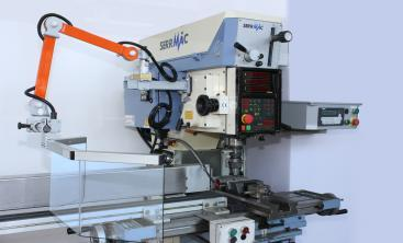 {Multi Adjustable Milling Machine Guard}