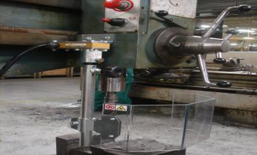 {Radial Drill Safety Guard}