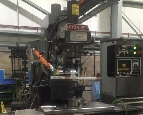 Multi Adjustable Milling Machine Guard